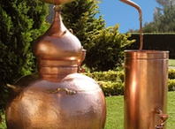 Brennkessel/ Destillerie/Schnapskessel